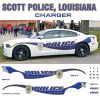 Scott Police - Louisiana Charger