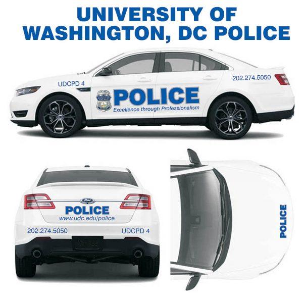 Washington DC University Police TAURUS