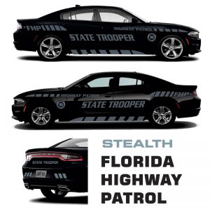 Florida Highway Patrol – Stealth Charger
