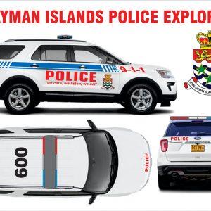 Cayman Islands Police – Explorer