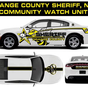 Orange County Sheriff, NC, – SuperBee Charger