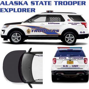Alaska State Troopers, Explorer