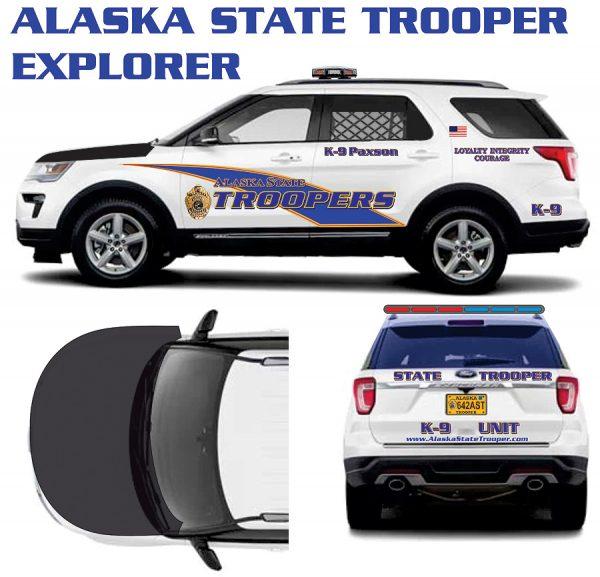 Alaska State Troopers Explorer