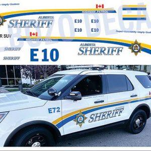 Alberta Sheriff / Highway Patrol – Explorer