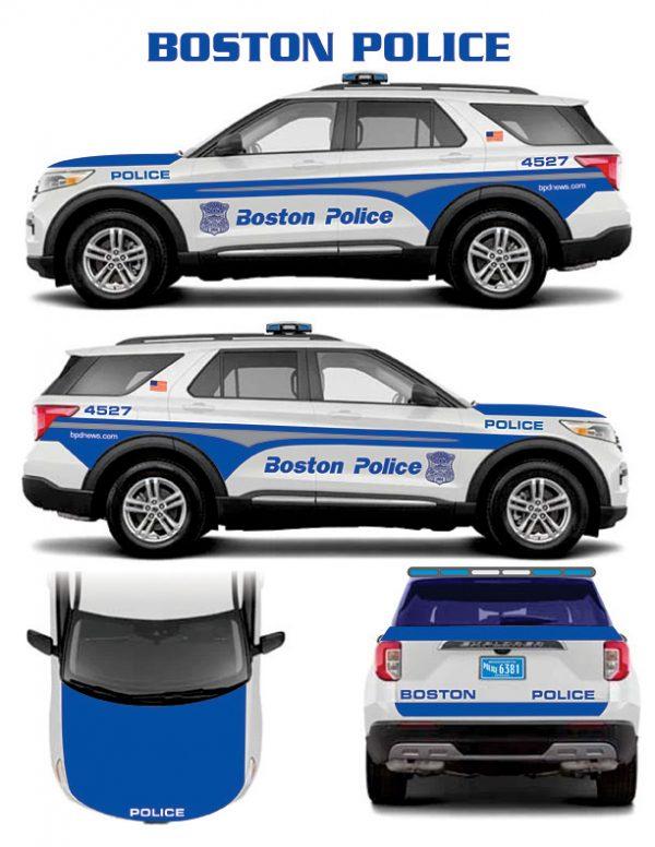 Boston Police - Explorer