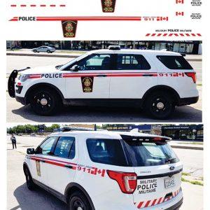 Canada Military Police – Explorer