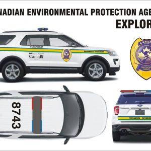 Canada Environmental Protection Agency – Explorer