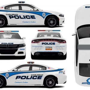 Carlsbad Police, New Mexico – Charger