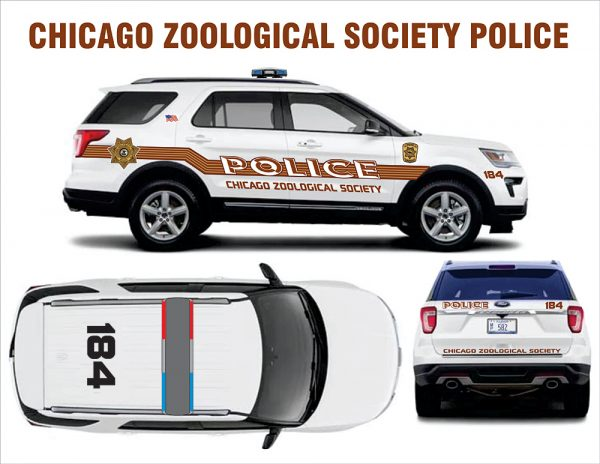 Chicago Zoological Police Explorer