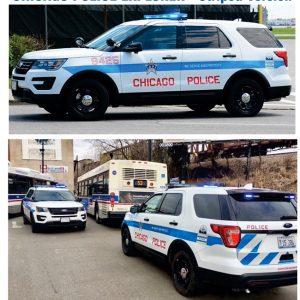 Chicago Police, Illinois Striped Version – Explorer