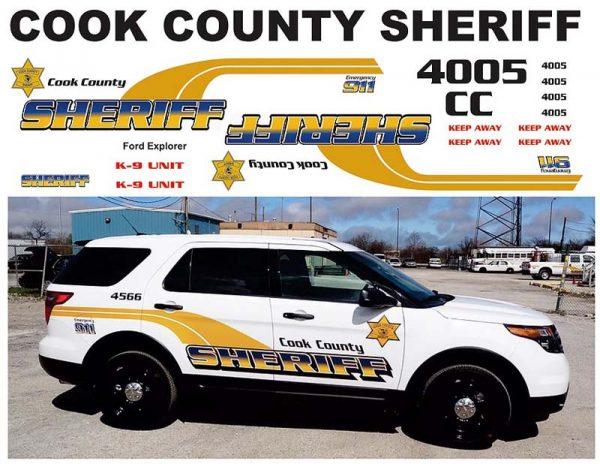 Cook County Sheriff IL Explorer