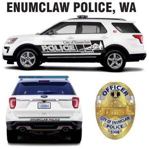 Enumclaw Police, Washington – Explorer