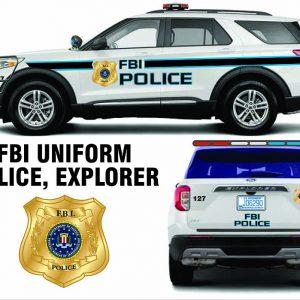 FBI Uniform Police – Explorer
