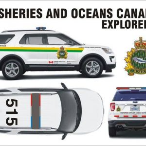 Fisheries and Oceans Canada Explorer