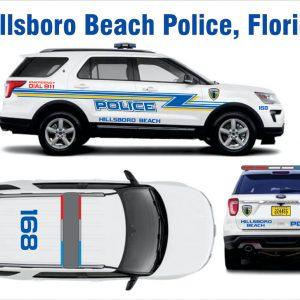 Hillsboro Beach Police, Florida – Explorer