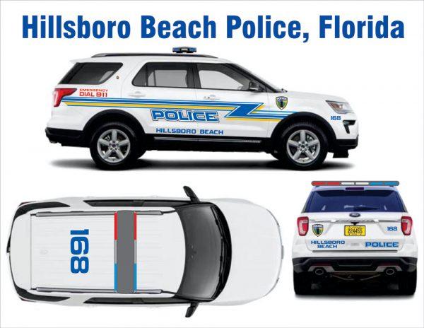 Hillsboro Beach Police Explorer