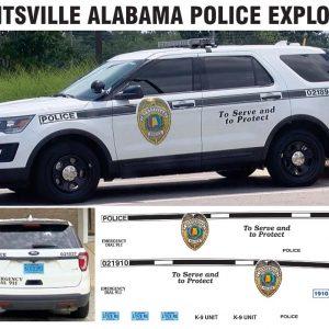 Huntsville Police, Alabama – Explorer