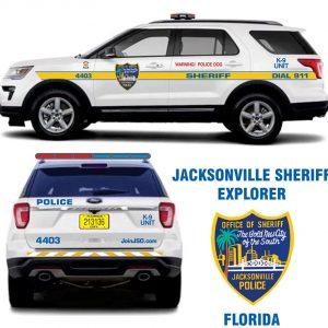 Jacksonville Sheriff Florida Explorer