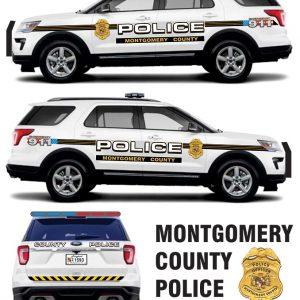 Montgomery County Police, Maryland – Explorer