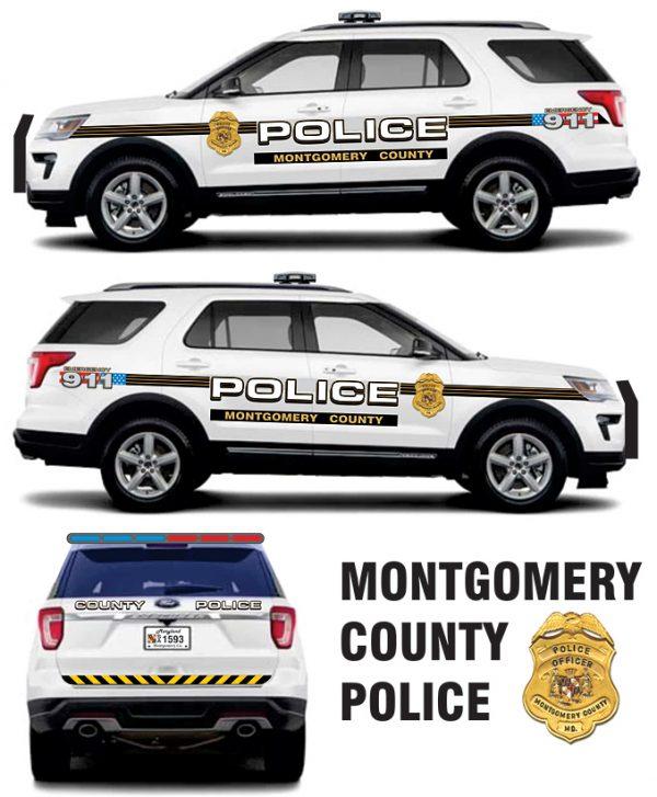 Montgomery County Police Explorer