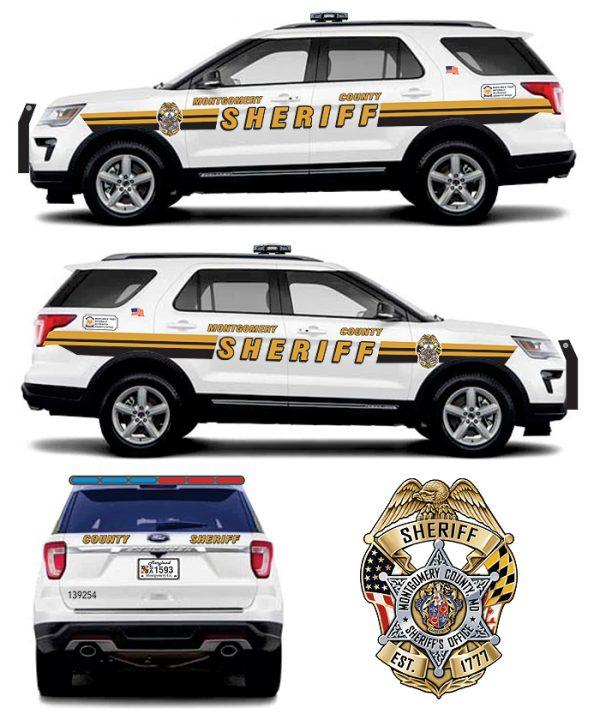 Montgomery County Sheriff Explorer