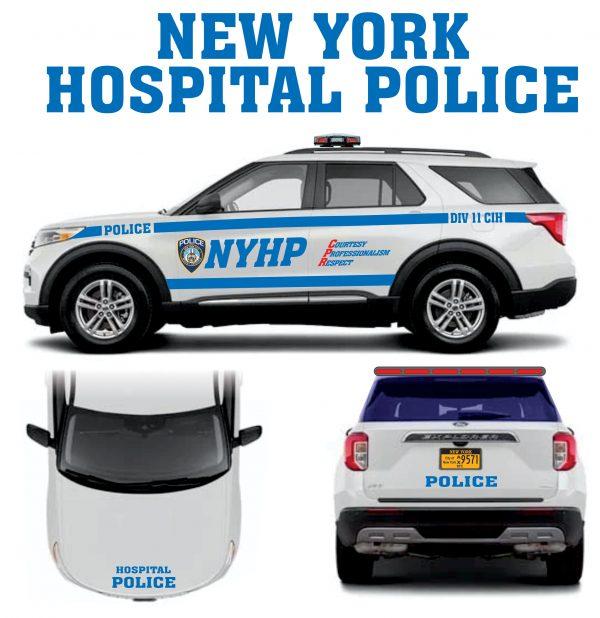 New York Hospital Police Explorer
