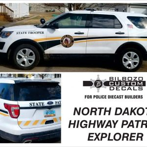 North Dakota State Patrol – Explorer