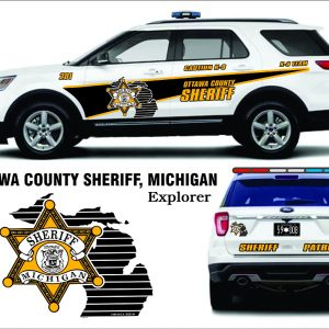Ottawa County Sheriff, Michigan – Explorer