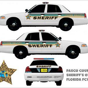 Pasco County Sheriff, Florida – Crown Victoria