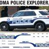 Tacoma Police Washington Explorer
