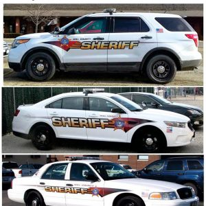Will County Sheriff, Illinois, Fits Most Makes