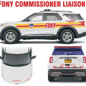 FDNY Commissioner Liaison, New York – Explorer