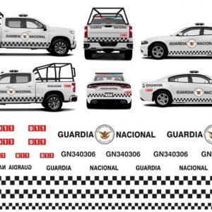 Guardia Nacional Mexico