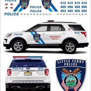 Little Ferry Police, New Jersey – Explorer