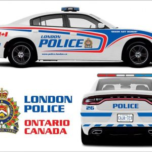 London Police, Ontario – Charger