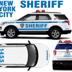 New York City Sheriff – Explorer