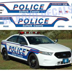 Suffolk County Police, New York – Taurus