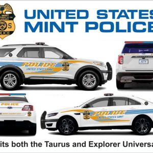 United States Mint Police – Charger & Explorer