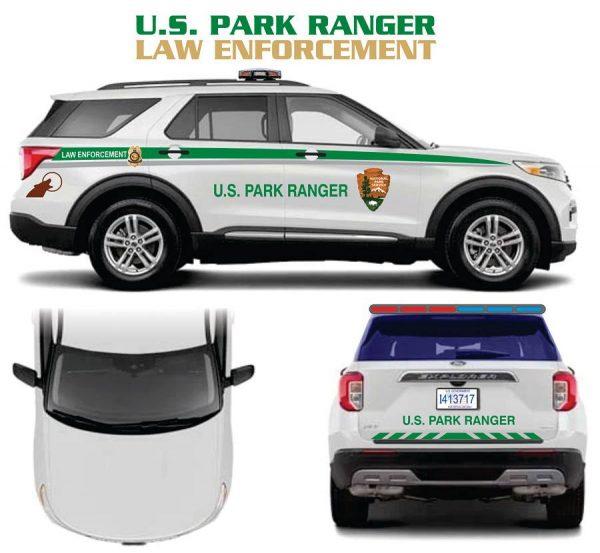 Park Ranger Federal Law Enforcement Explorer