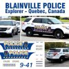 Blainville Police Explorer QC