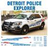 Detroit Police Explorer