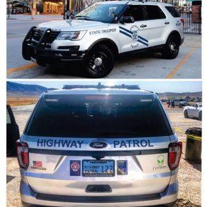 Nevada Highway Patrol – Explorer