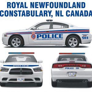 Royal Newfoundland Constabulary – Charger