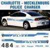 Charlotte Mecklenburg Police Charger