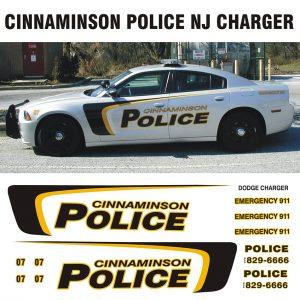 Cinnaminson Police NJ Charger