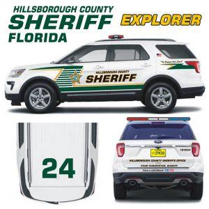 Hillsborough County Sheriff Explorer