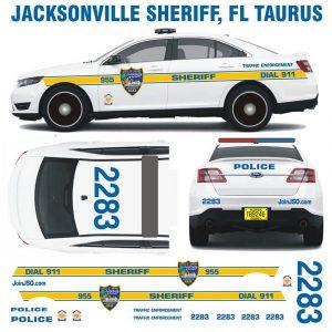 Jacksonville Sheriff, FL (Florida) – Taurus