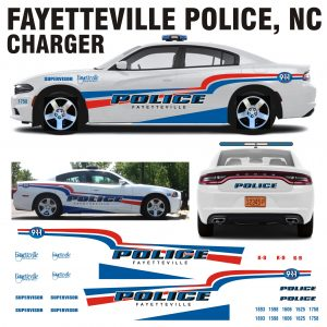 Fayetteville Police, NC (North Carolina) – Charger