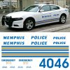 Memphis Police TN Charger
