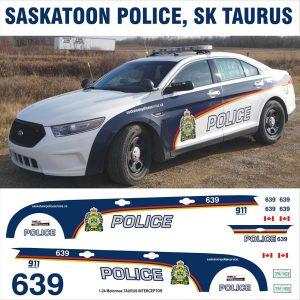 Saskatoon Police SK Canada – Taurus